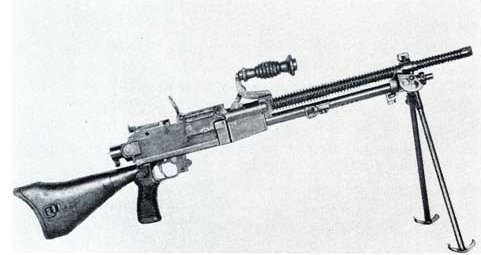 Replicas WWII Machine_gun_Type_96_1