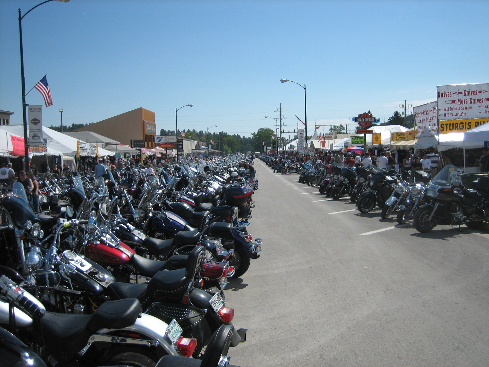 Sturgis South Dakota Bike Week