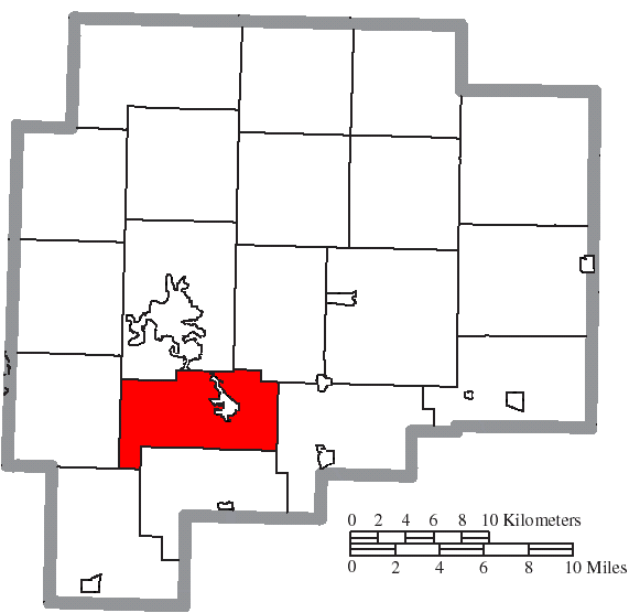 File Map Of Guernsey County Ohio Highlighting Jackson Township Png