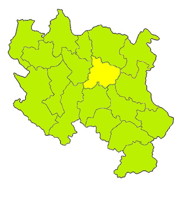 Vremea în Jagodina, Districtul Pomoravlje, Serbia