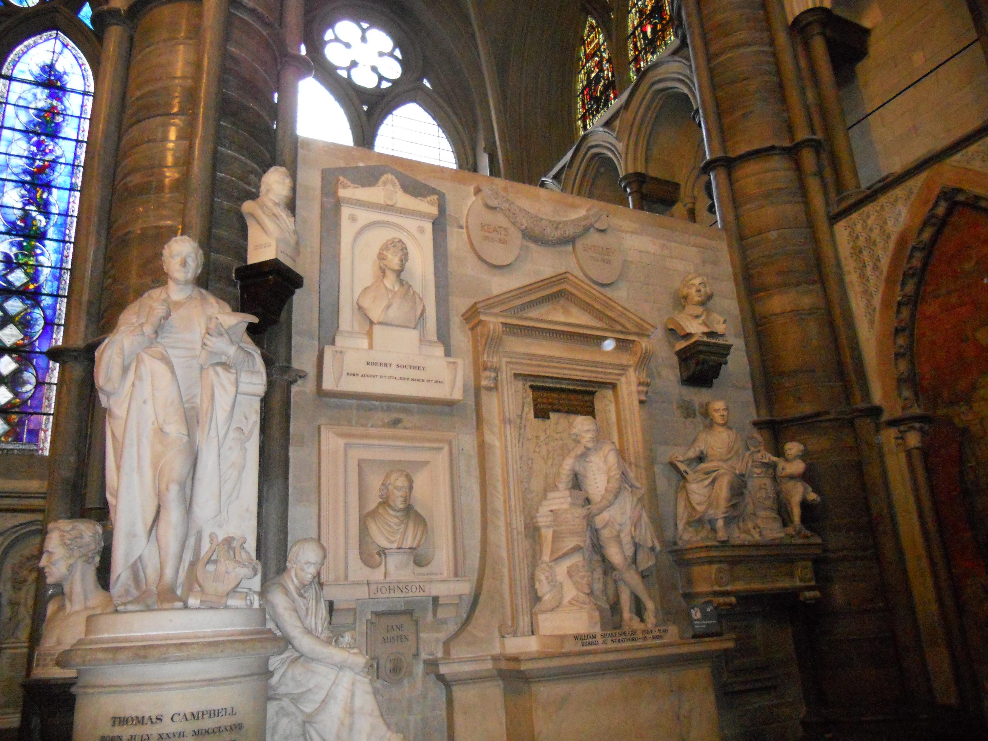 Poets' Corner - Wikipedia