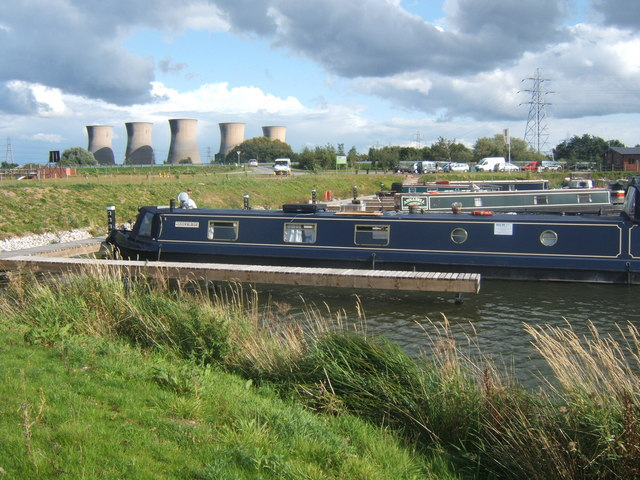 Mercia Marina - geograph.org.uk - 1466618