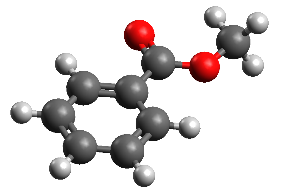 Methyl benzoate - Wikipedia  Methyl Benzoate Structural Formula