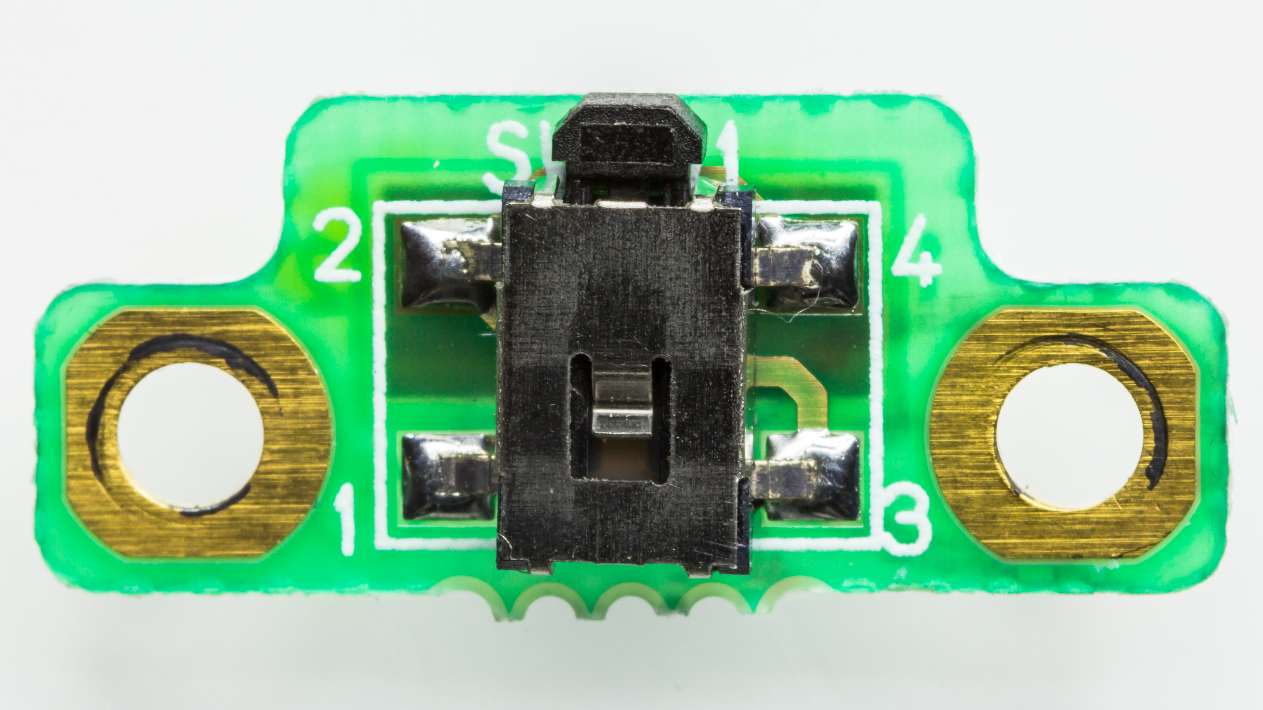 Dateimicroswitch On A Printed Circuit Board 2415 Wikipedia Tape