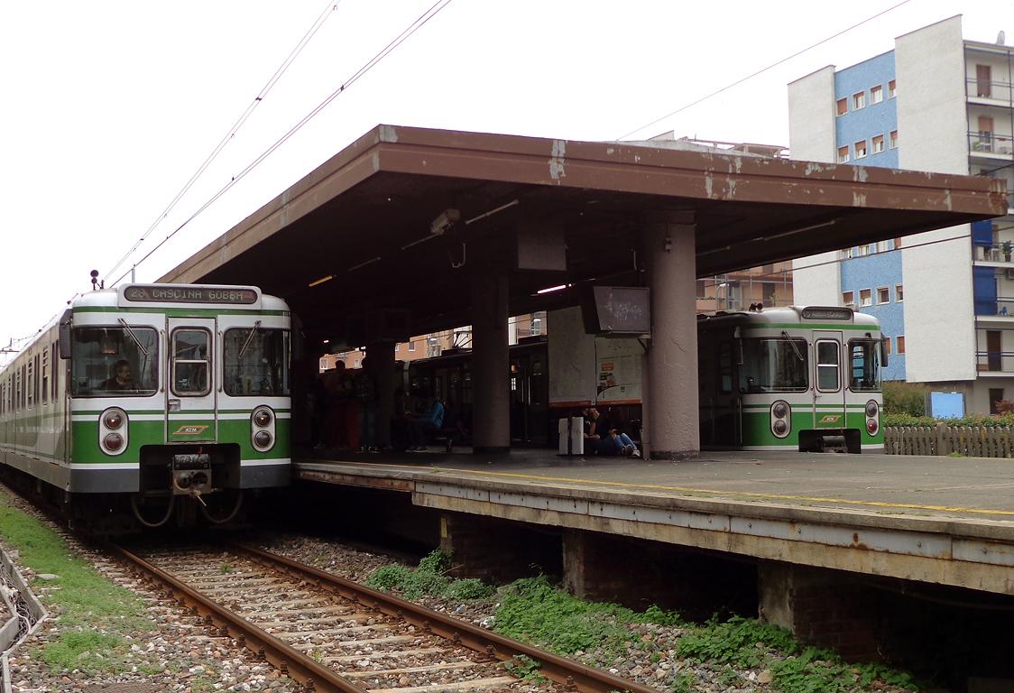 Cimiano metropolitana di milano wikipedia - Milano porta genova treni ...
