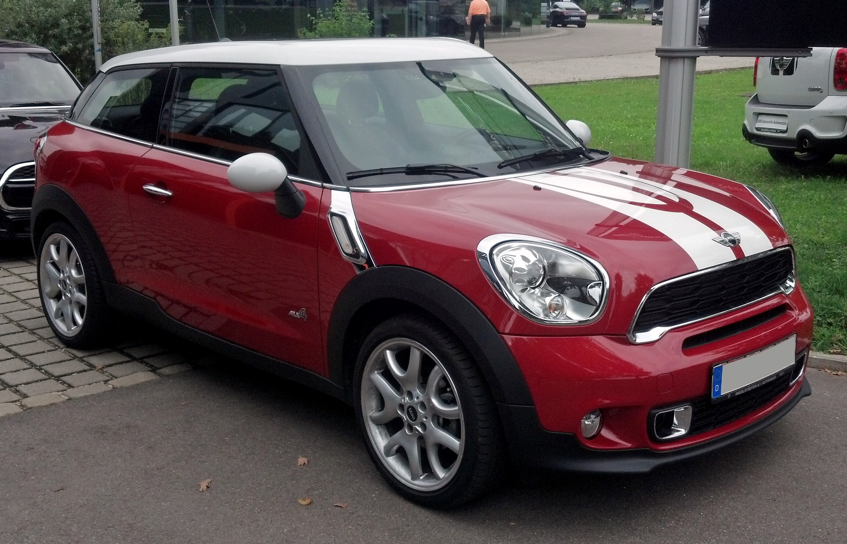 file mini cooper sd paceman wikimedia commons. Black Bedroom Furniture Sets. Home Design Ideas