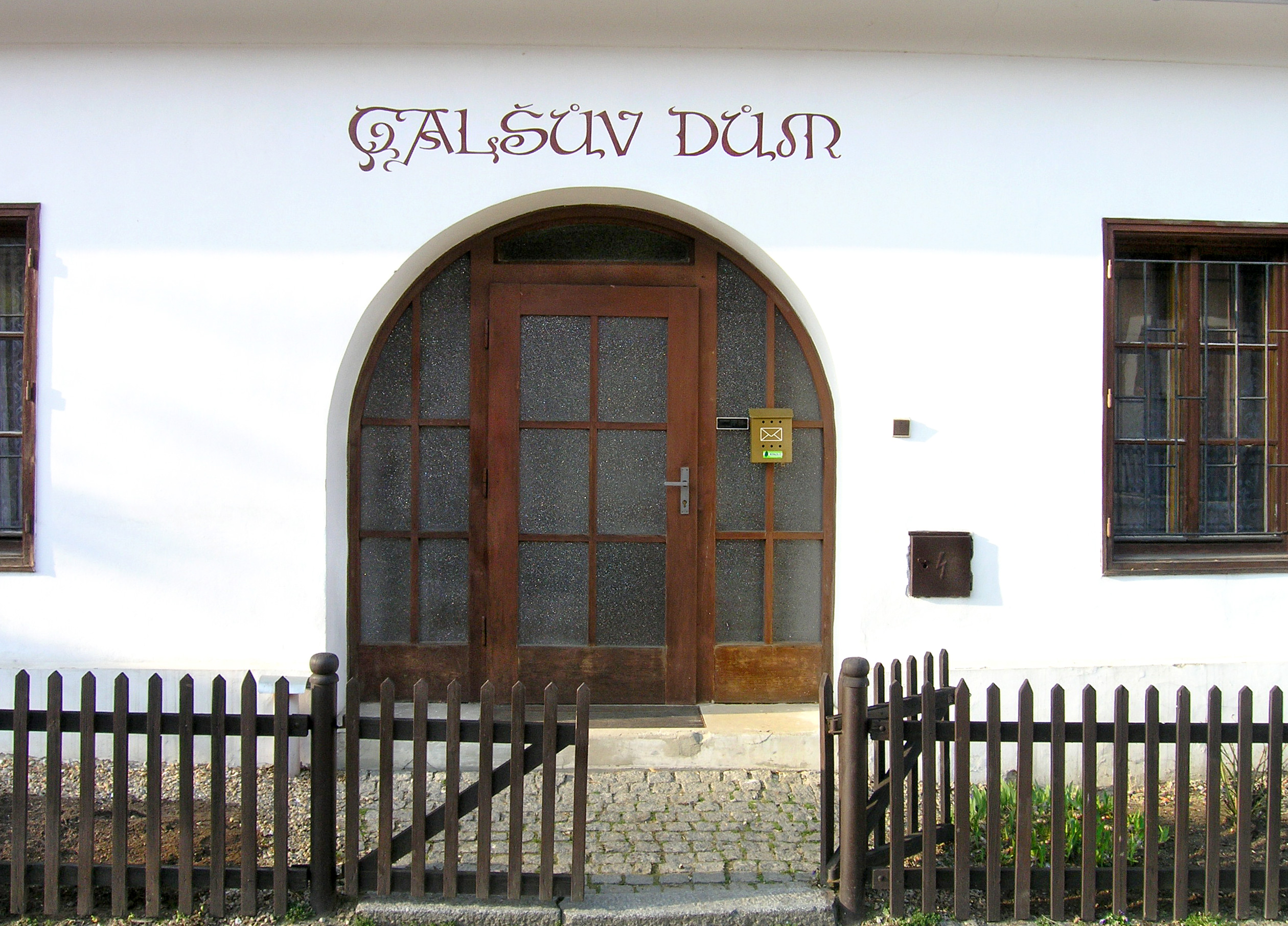 File:Mirotice Ales Natal House Entrance.jpg - Wikimedia Commons