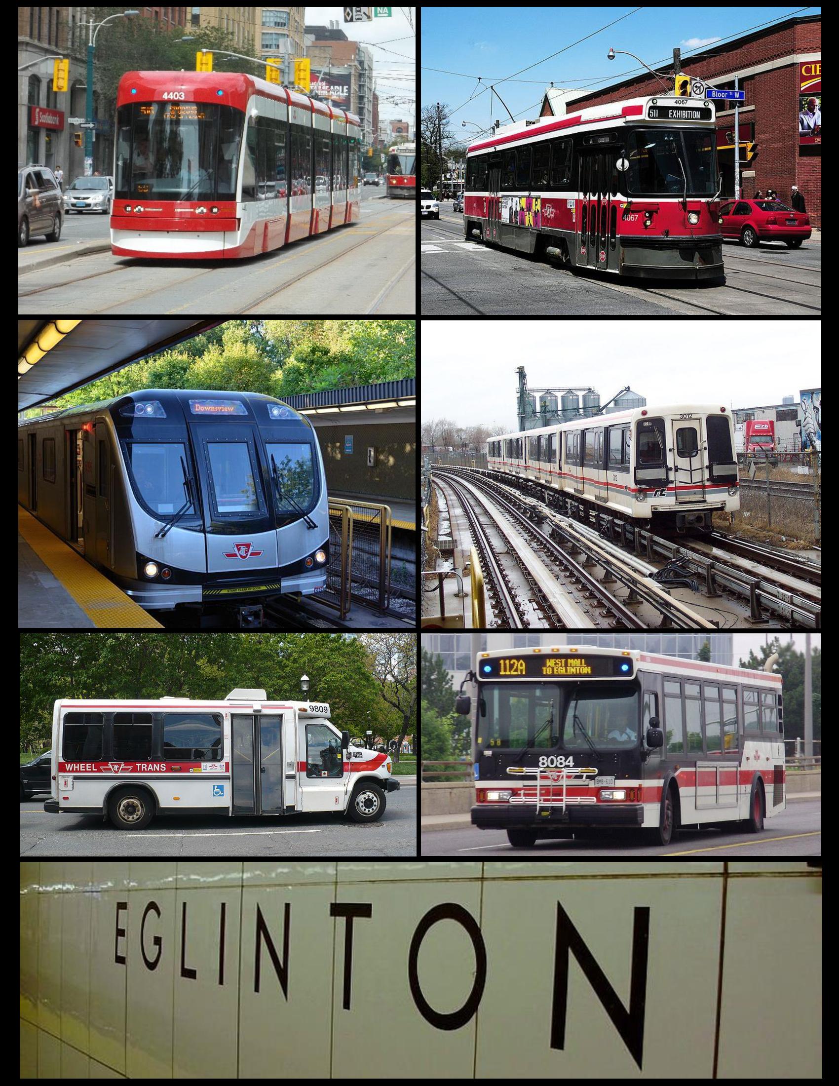 Toronto Subway Map App.Toronto Transit Commission Wikipedia