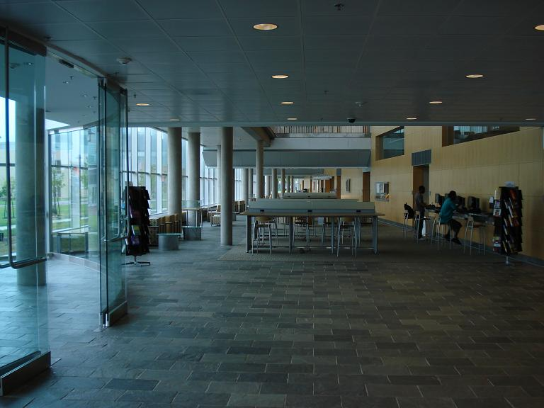 Morgan State University - library - pic 3.JPG