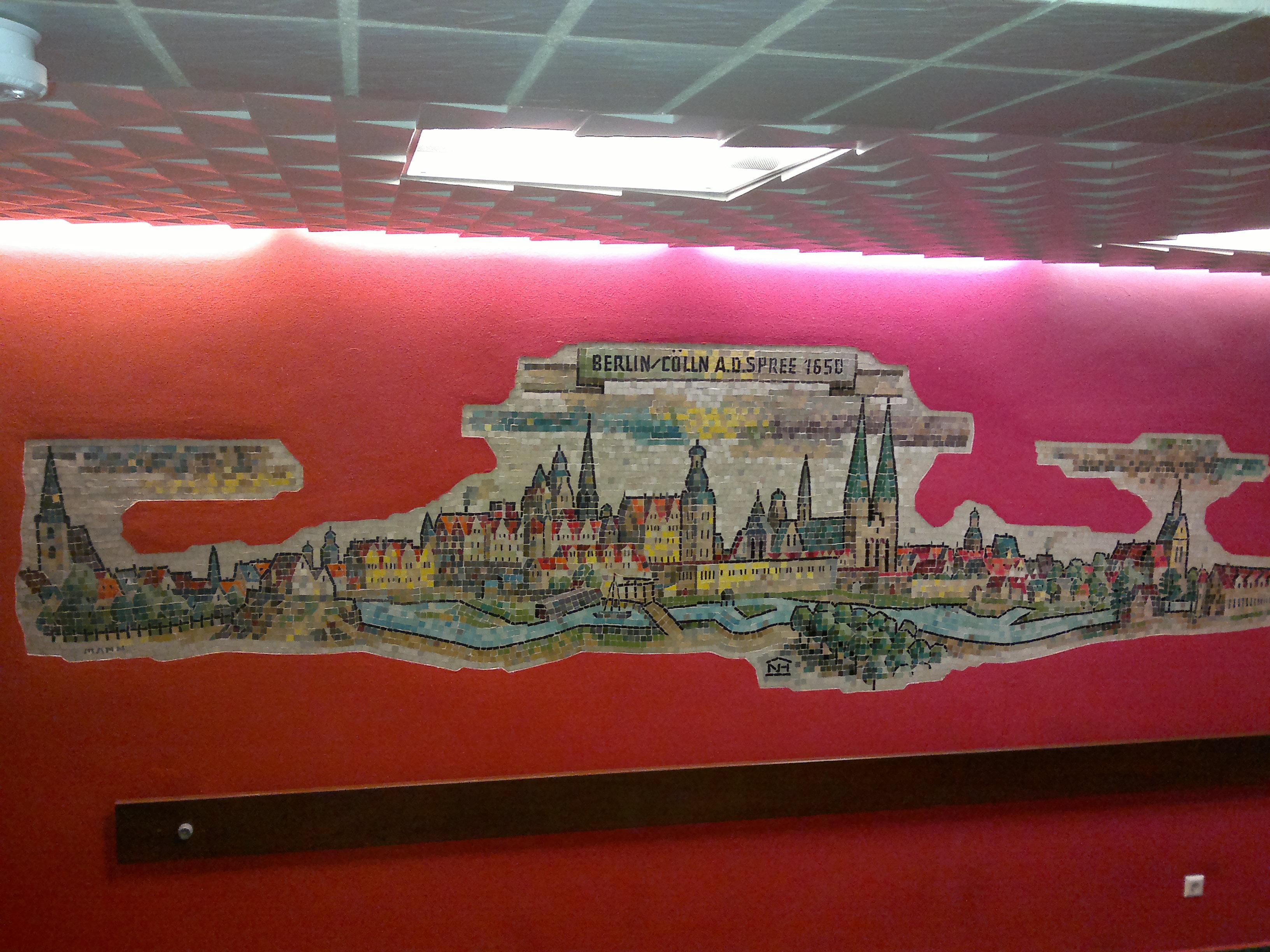 Mosaik Berlin file mosaik berlin cölln an der spree 1650 jpg wikimedia commons
