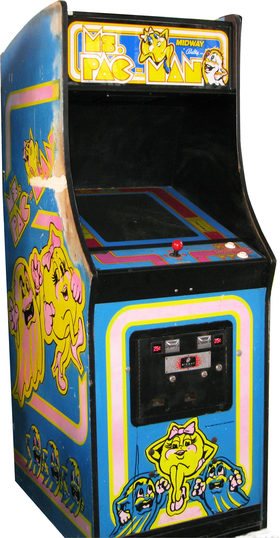 pacman automat