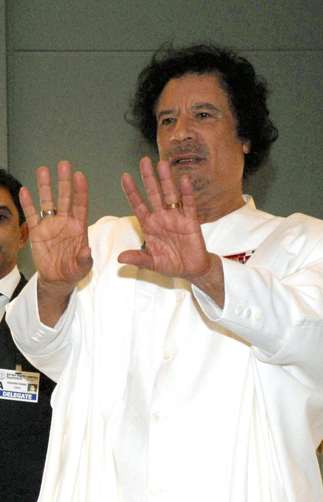Al Gaddafi