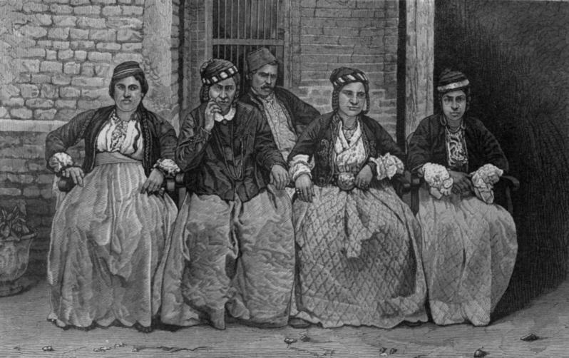 Native Christian Women