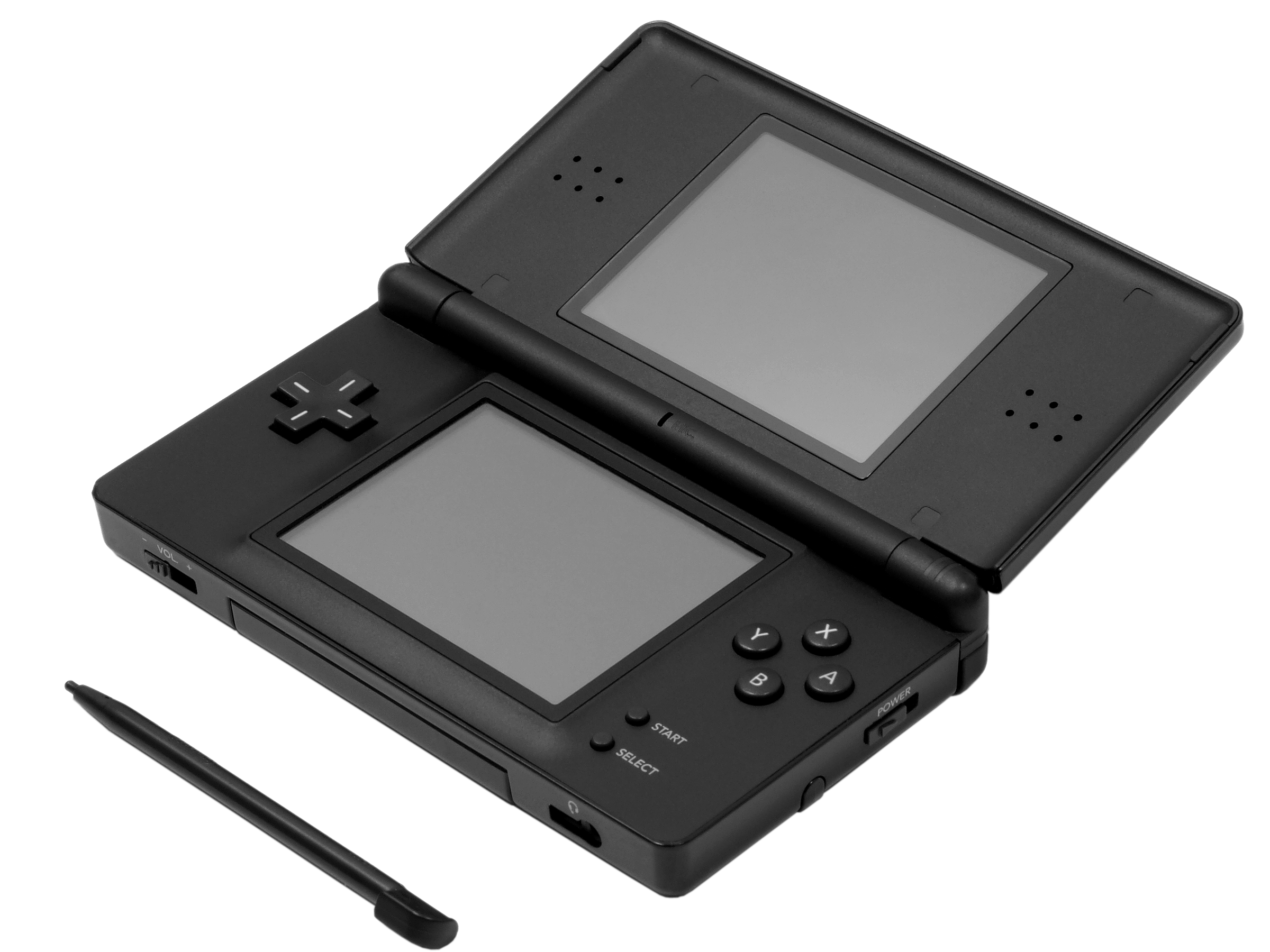 file nintendo ds lite w wikimedia commons. Black Bedroom Furniture Sets. Home Design Ideas