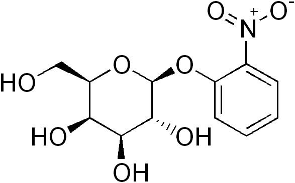 ortho-Nitrophenyl-β-galactoside - Wikipedia