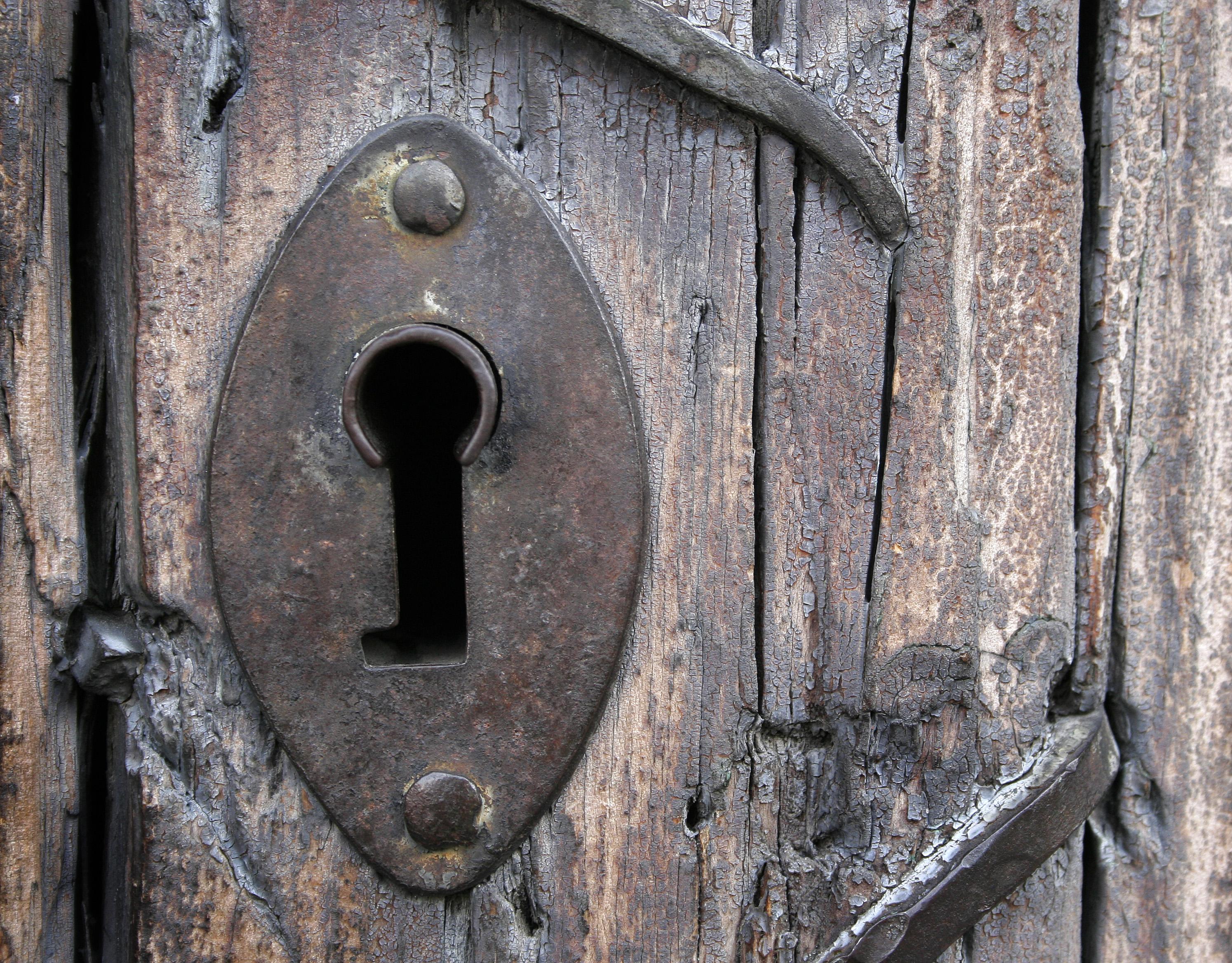 cerraduras de puertas en ingles