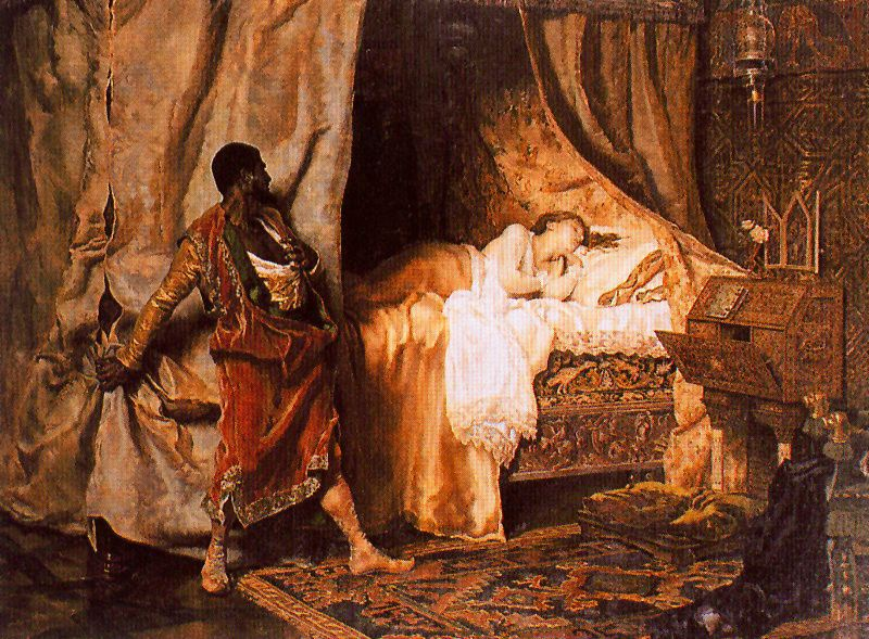 gender differences and the mistreatment of desdemona in shakespeares othello Article examples.