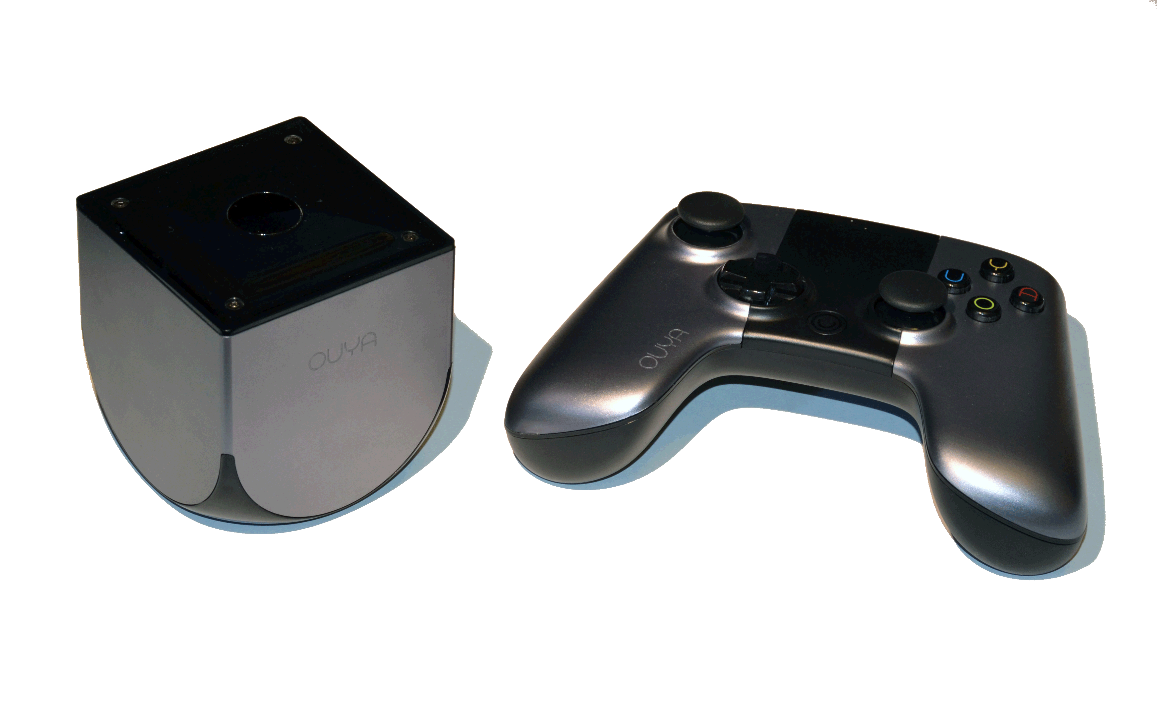 File:Ouya video game microconsole (9172860385) with transparency.png