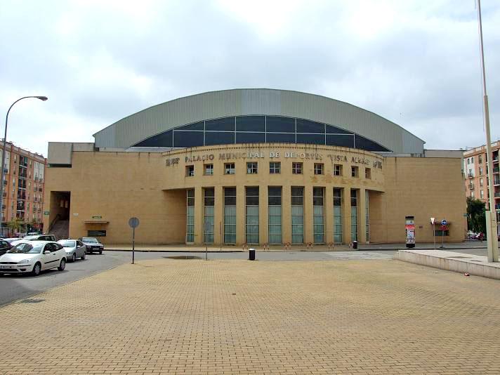 Palacio municipal de deportes vista alegre c rdoba wikipedia la enciclopedia libre - Pabellon de deportes madrid ...