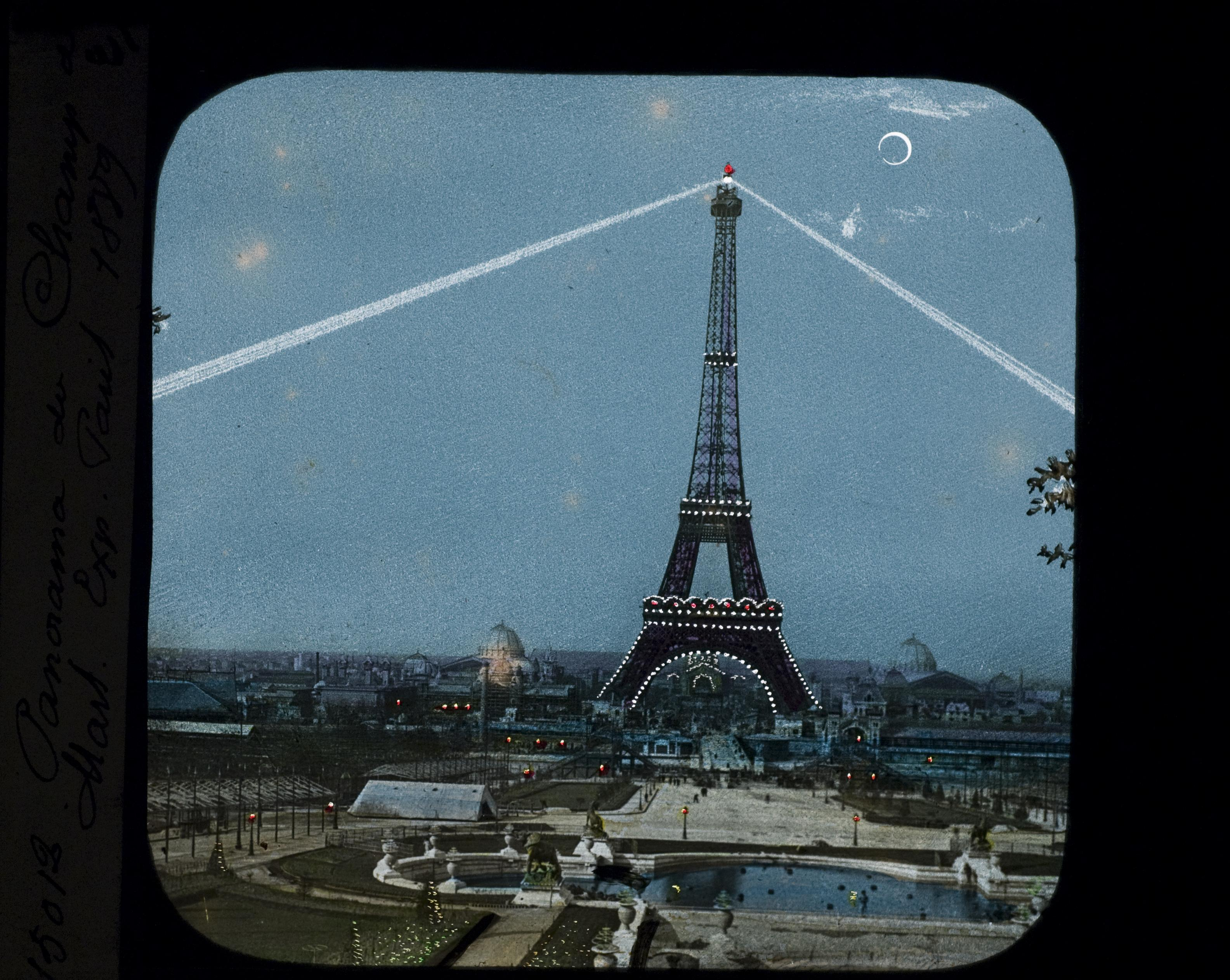File panorama du champ de mars paris exposition 1889 for Expo paris mars