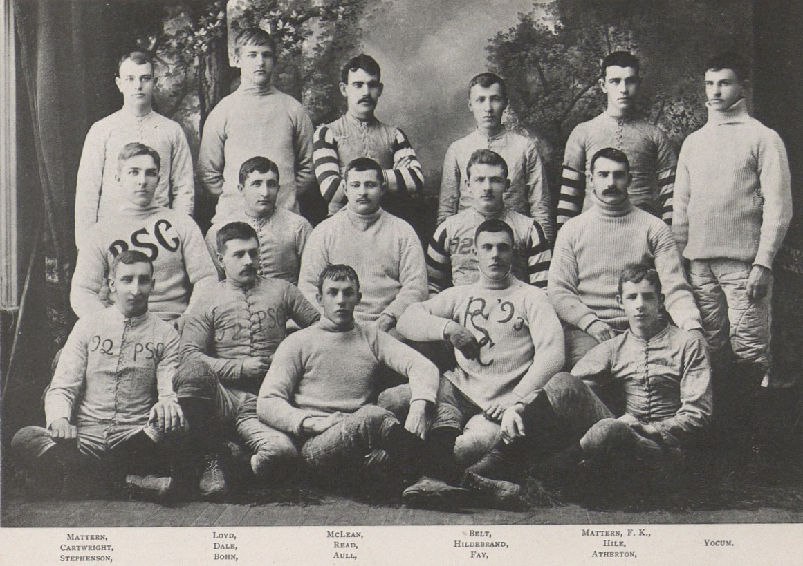 1890 Penn State Nittany Lions football team - Wikiwand