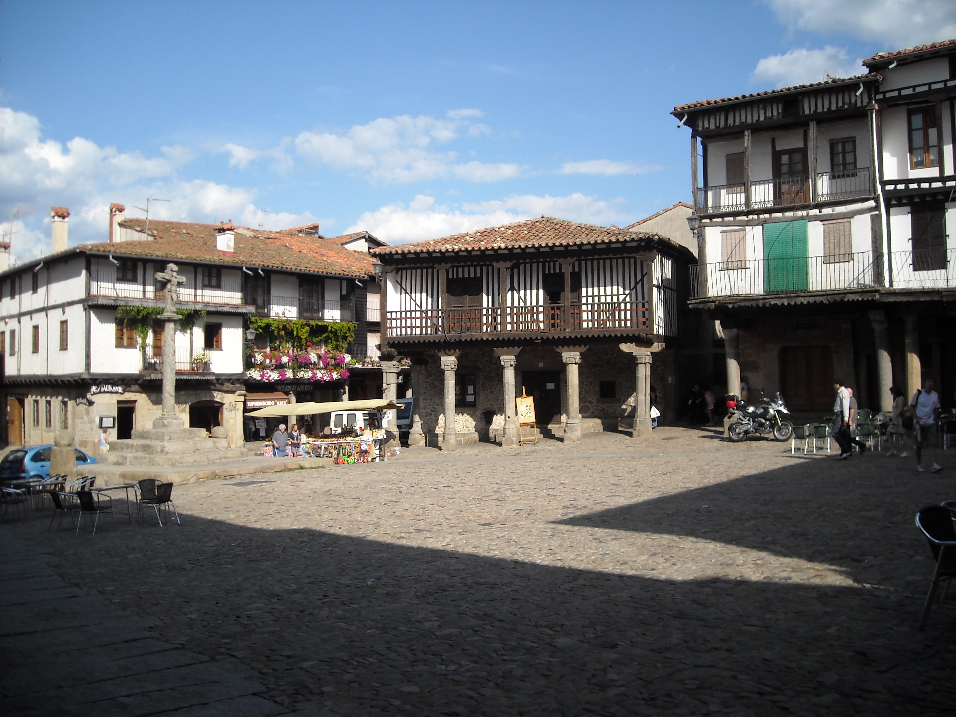 file plaza mayor la alberca jpg wikimedia commons