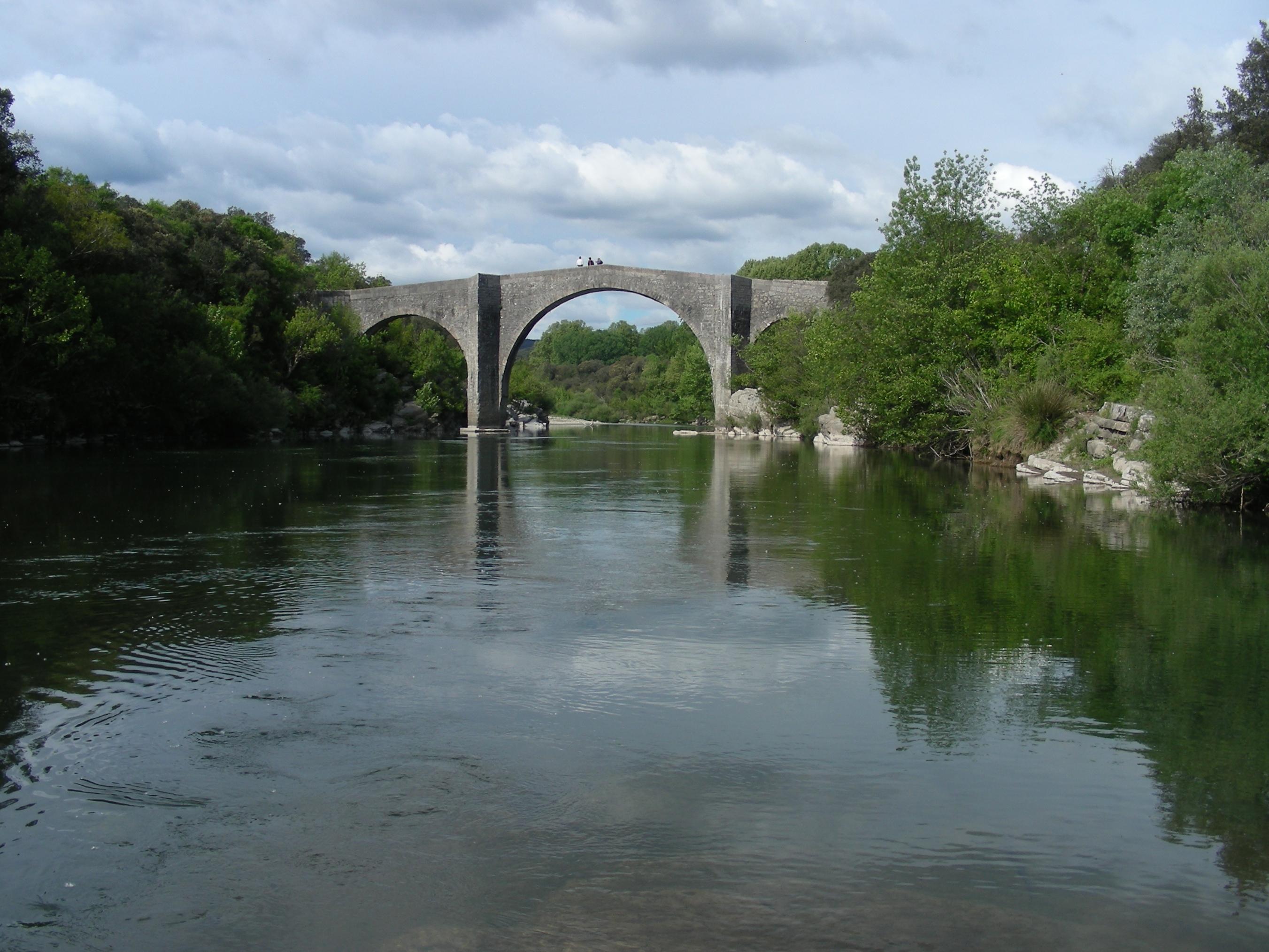 File Pont De Saint Etienne D Issensac 10 Jpg Wikimedia Commons