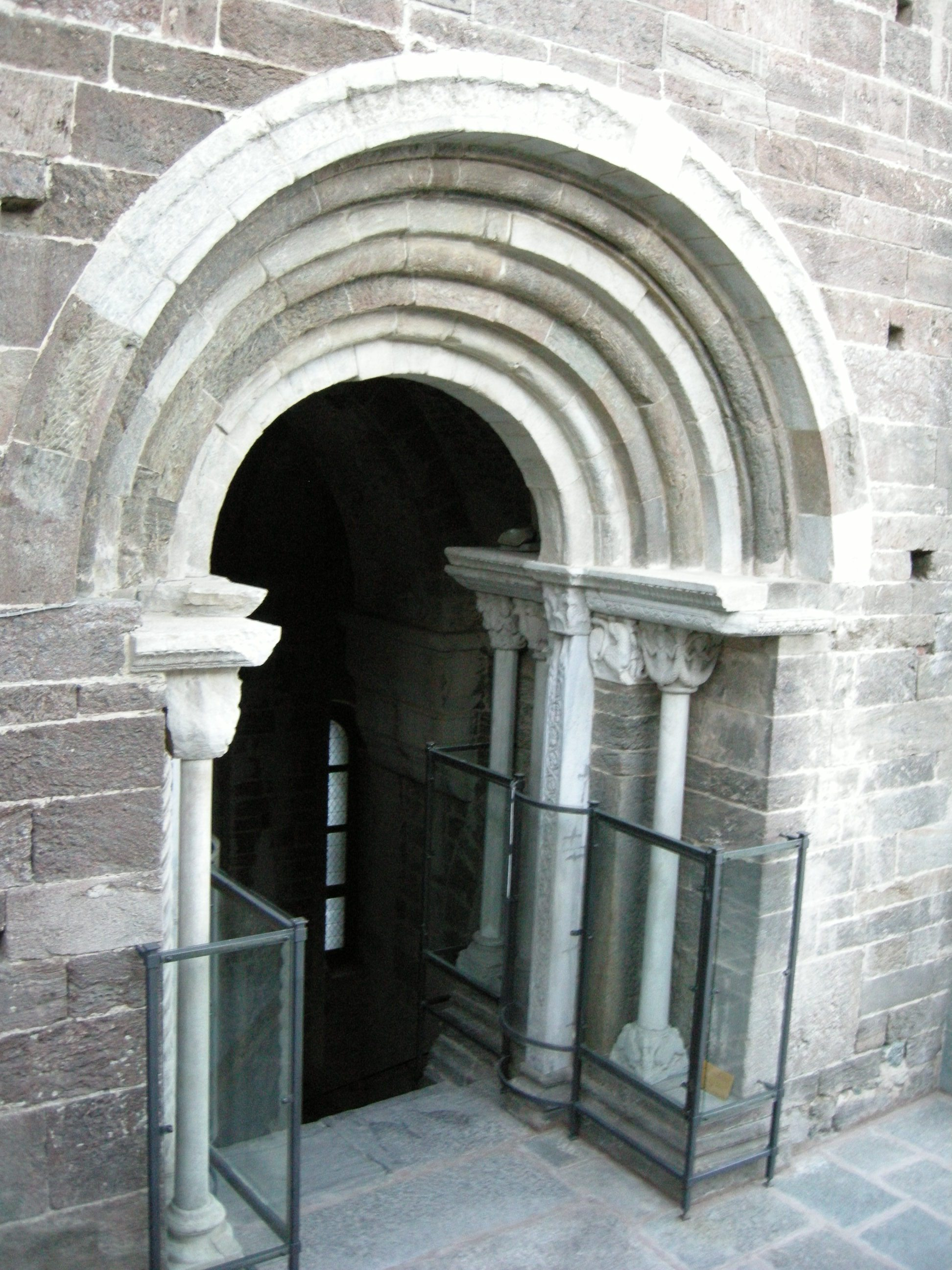 File porta dello zodiaco 01 jpg wikipedia - San michele a porta pia ...