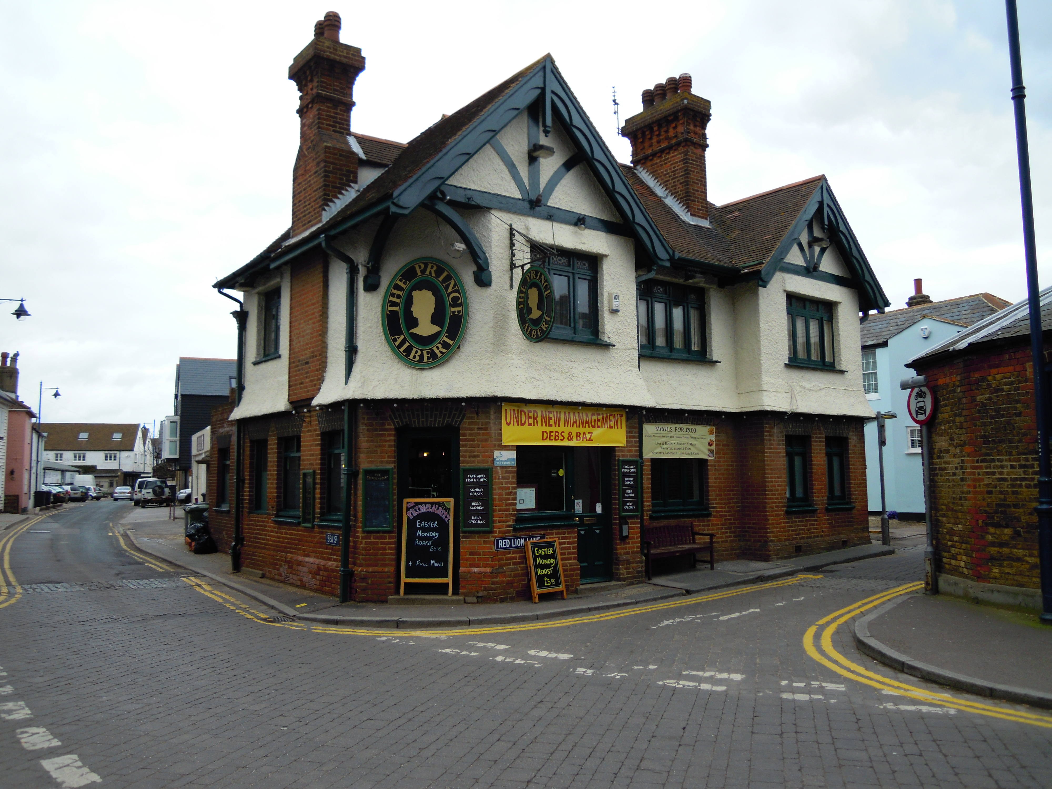 File prince albert public house whitstable jpg for Classic house at akasaka prince