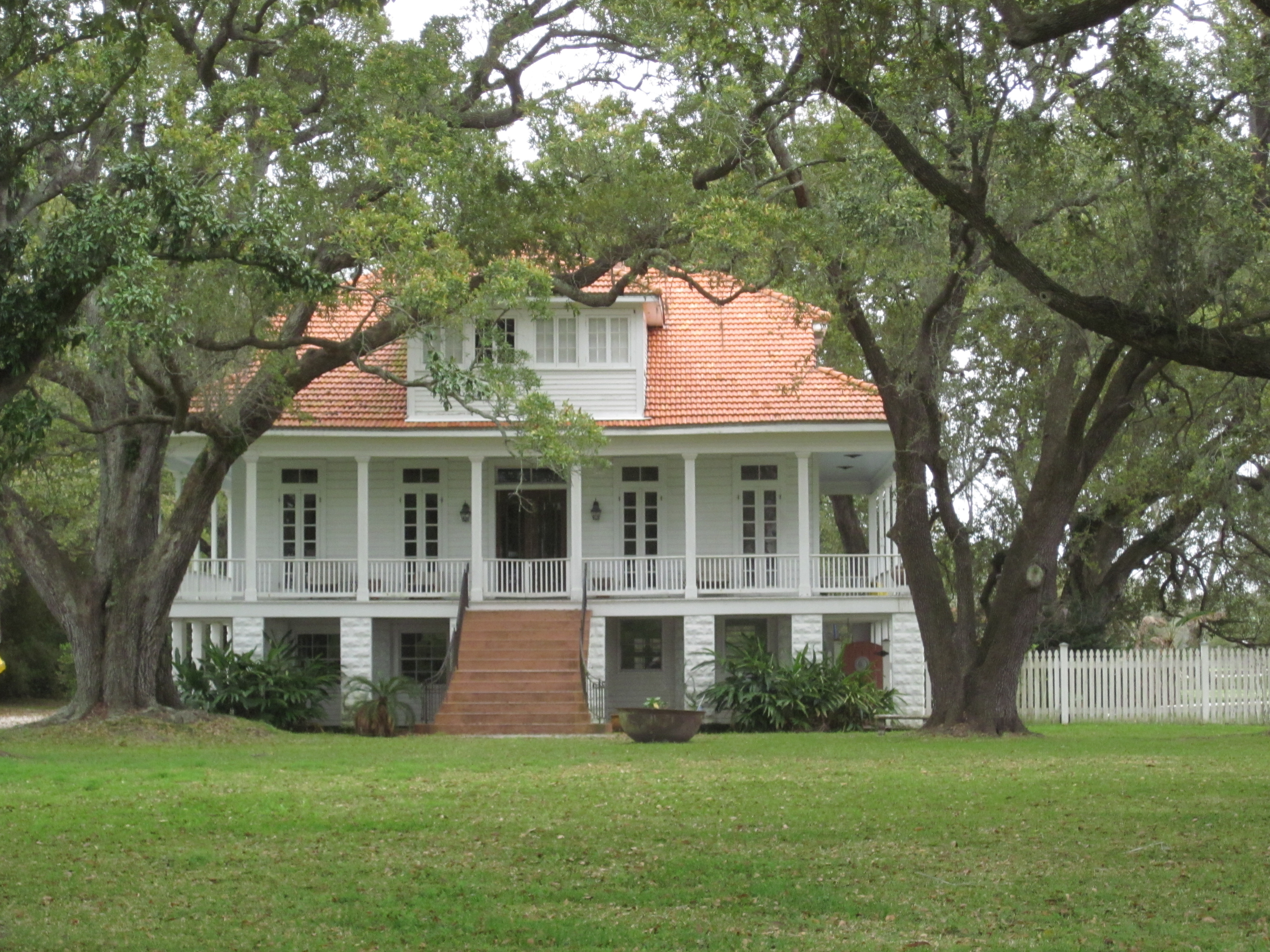 Country Home Plans With Pictures File Promised Land Perez House Plaquemines Parish Jpg
