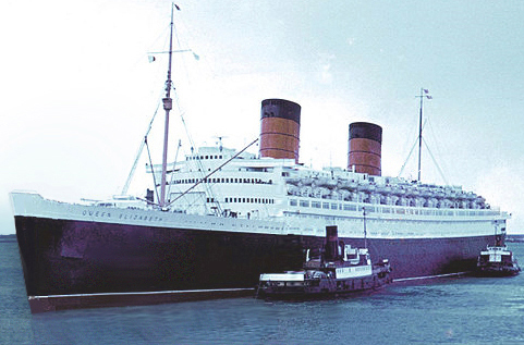 Rms Queen Elizabeth Wikipedia