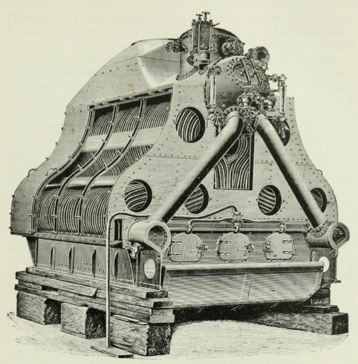 Reed Water Tube Boiler Wikipedia