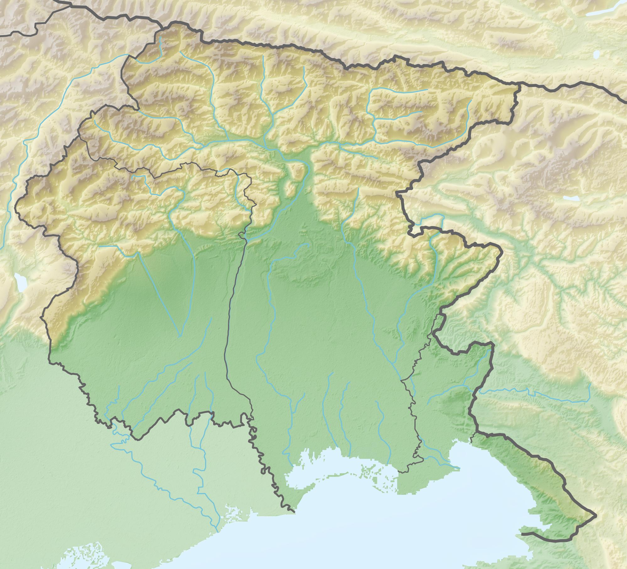 Cartina Sismica Italia Wikipedia.1976 Friuli Earthquake Wikipedia
