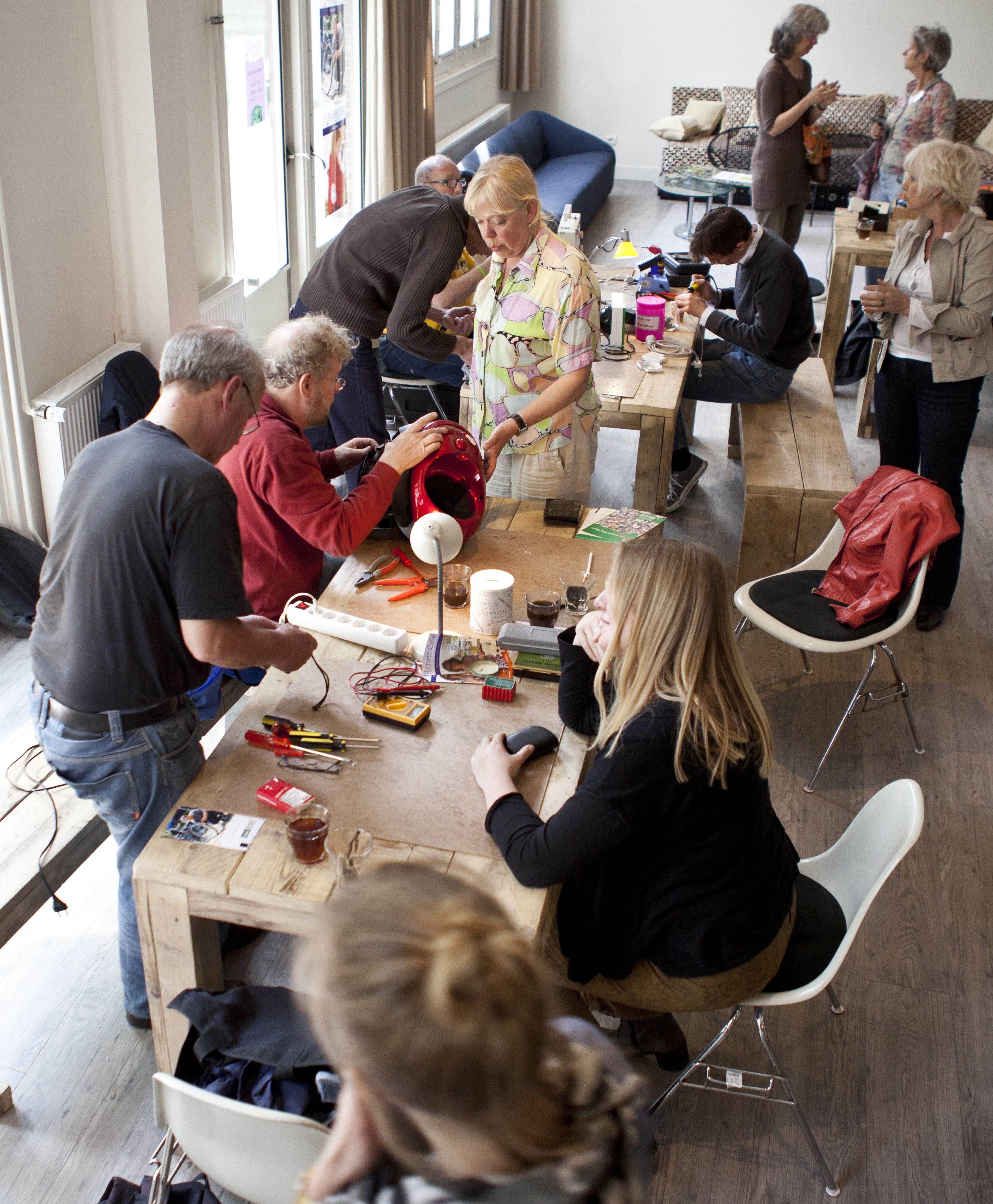 "Image result for repair café ""creative commons"""