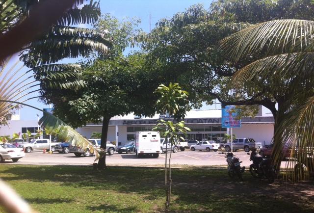 Juan Manuel Gálvez International Airport