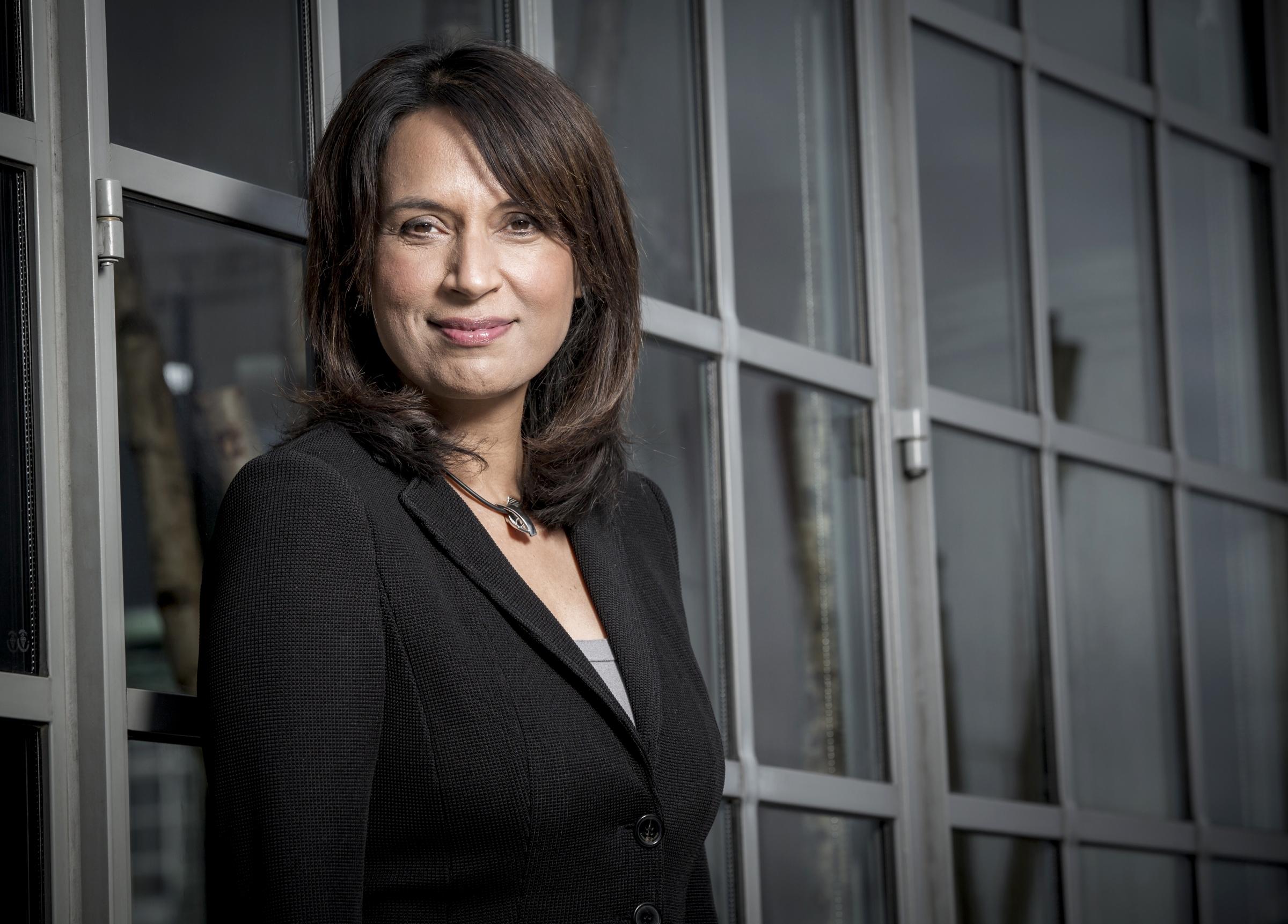 File:Ruby McGregor-Smith CEO of Mitie Group plc.jpg - Wikimedia ...