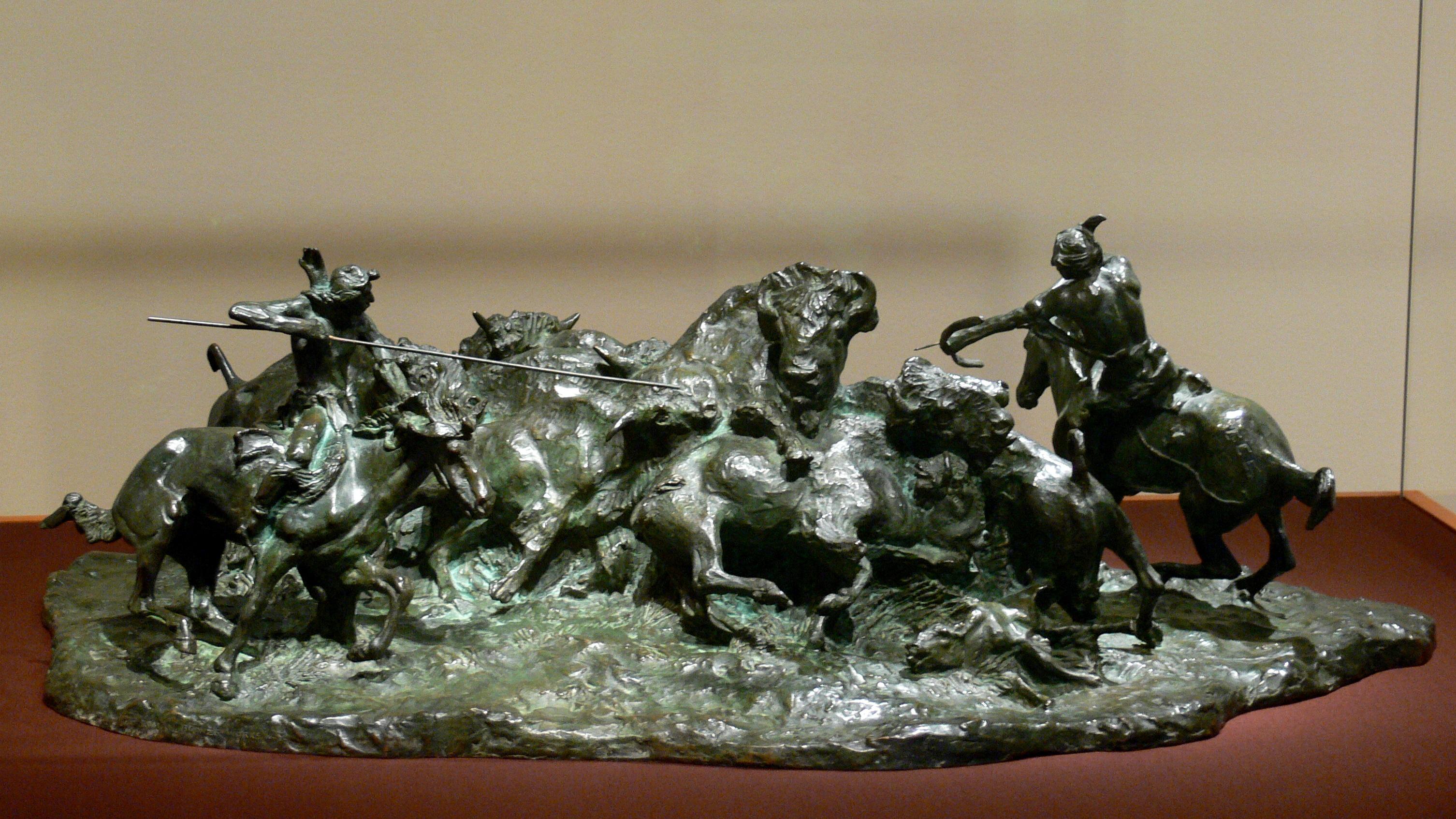 FileRussell Meat For Wild Men Amon Carter Museumjpg Wikimedia - Museums for sale in us