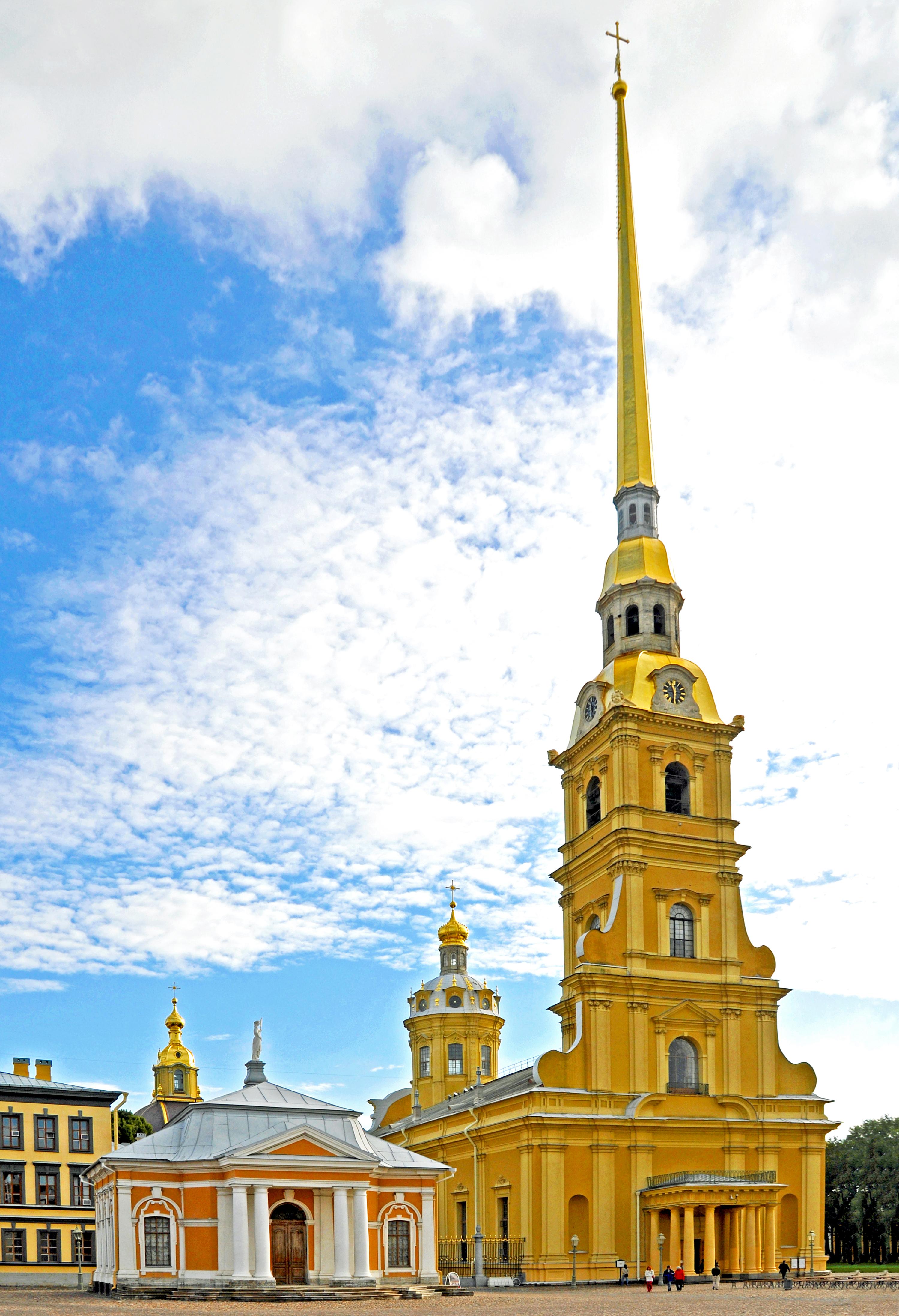 St Petersburg Nood: Peter And Paul Fortress, Saint Petersburg, Russia