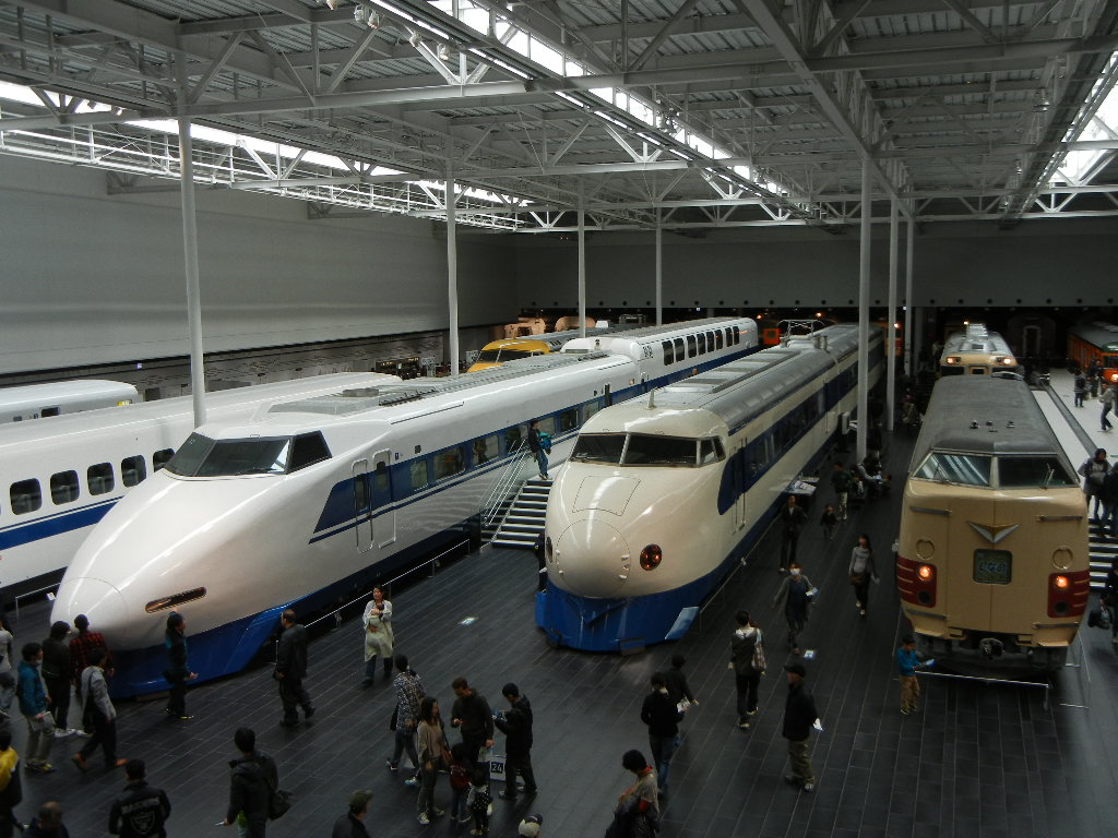 SCMAGLEV and Railway Rark.JPG