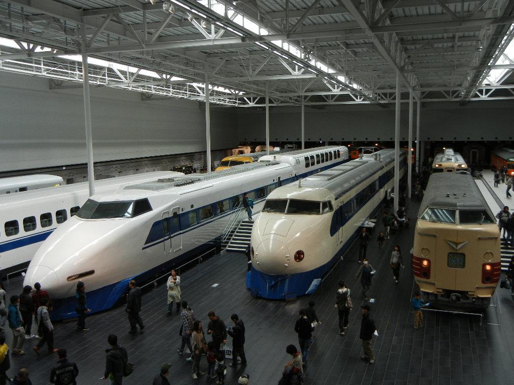 SCMAGLEV and Railway Rark.JPG