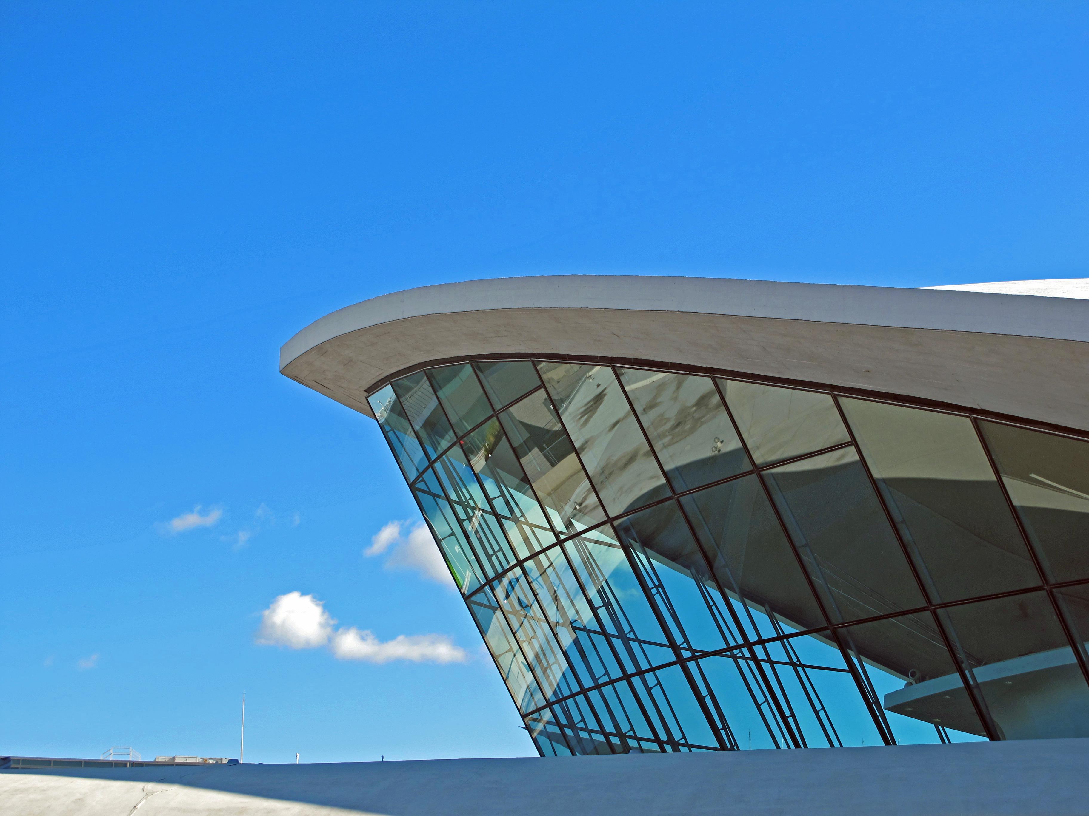 Saarinen TWA terminal at JFK