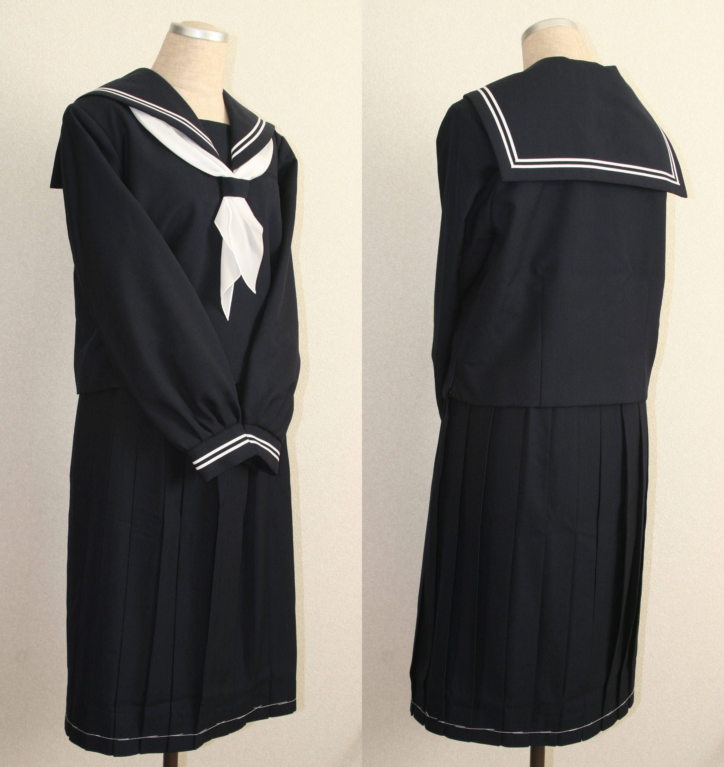 bfbdc9a6fbf Japanese school uniform - Wikipedia
