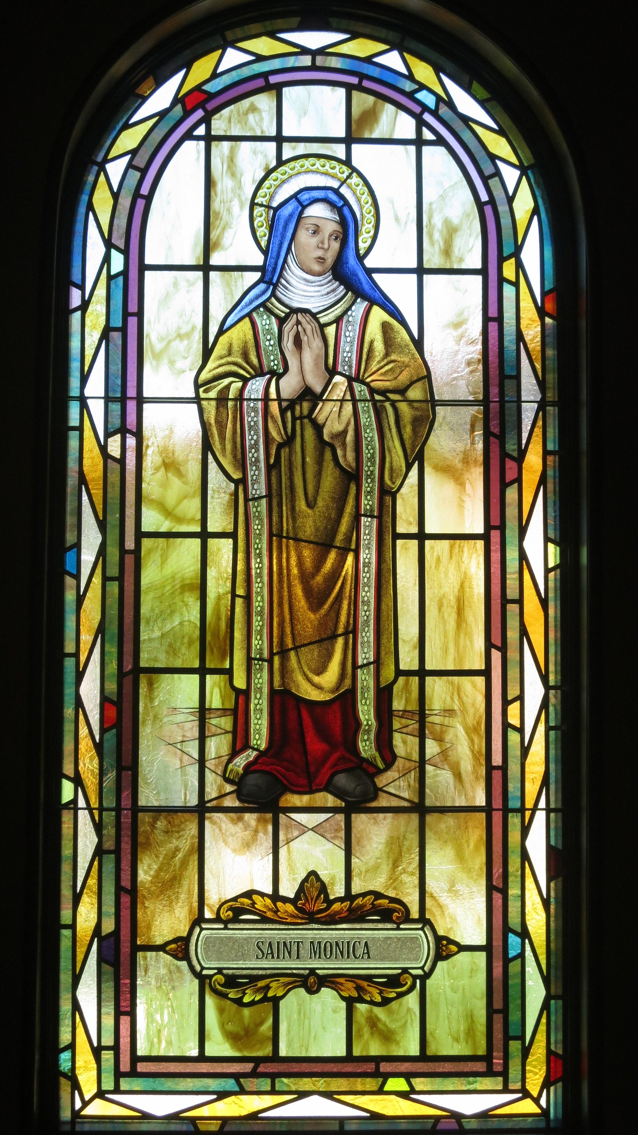 St monica patron saint of patience