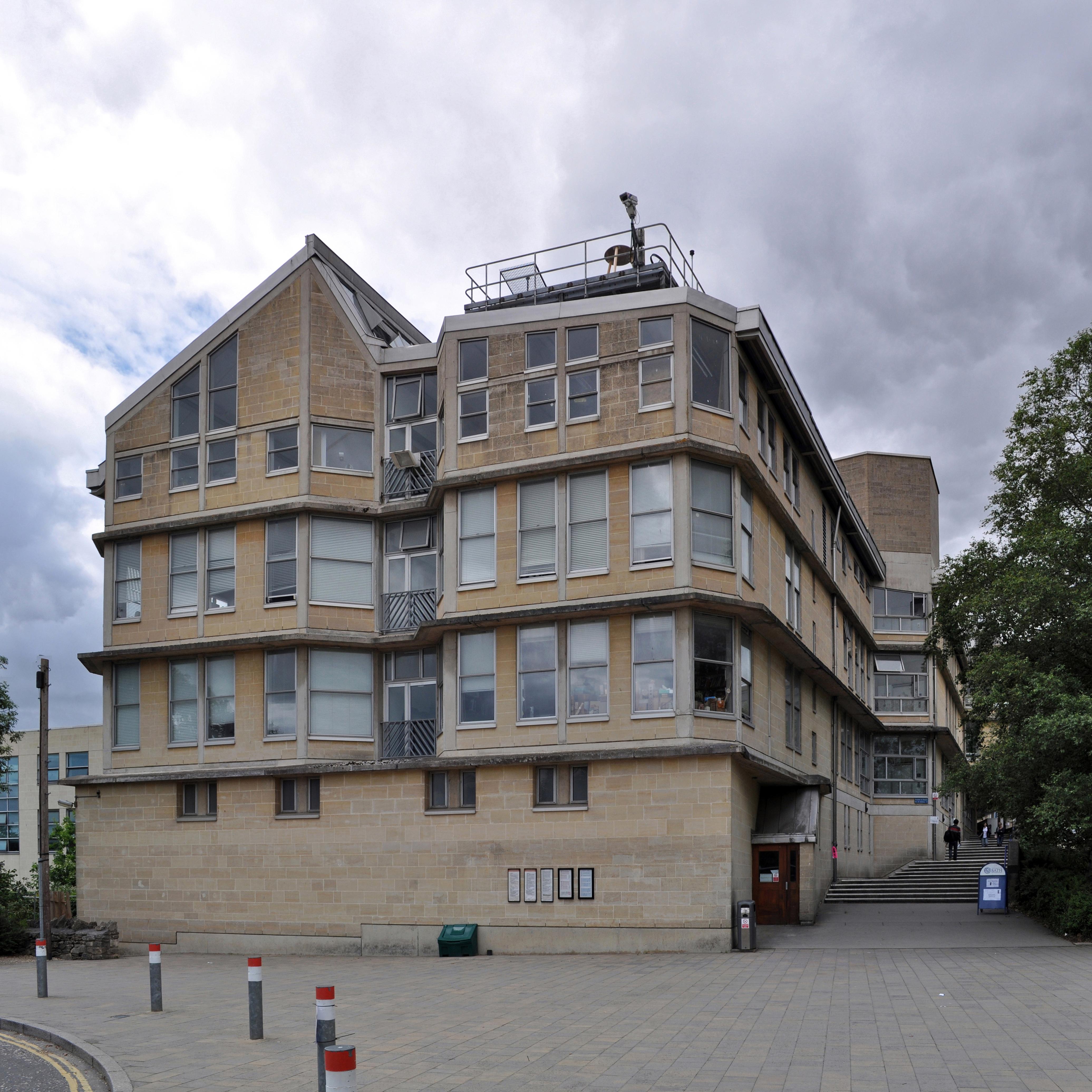 Loughborough University Architecture Building And Civil Engineering Stash
