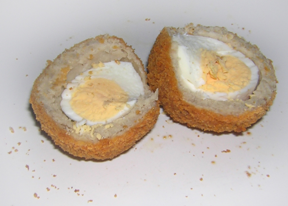 ... scotch bonnet sauce and mango chutney scotch eggs recipe great little