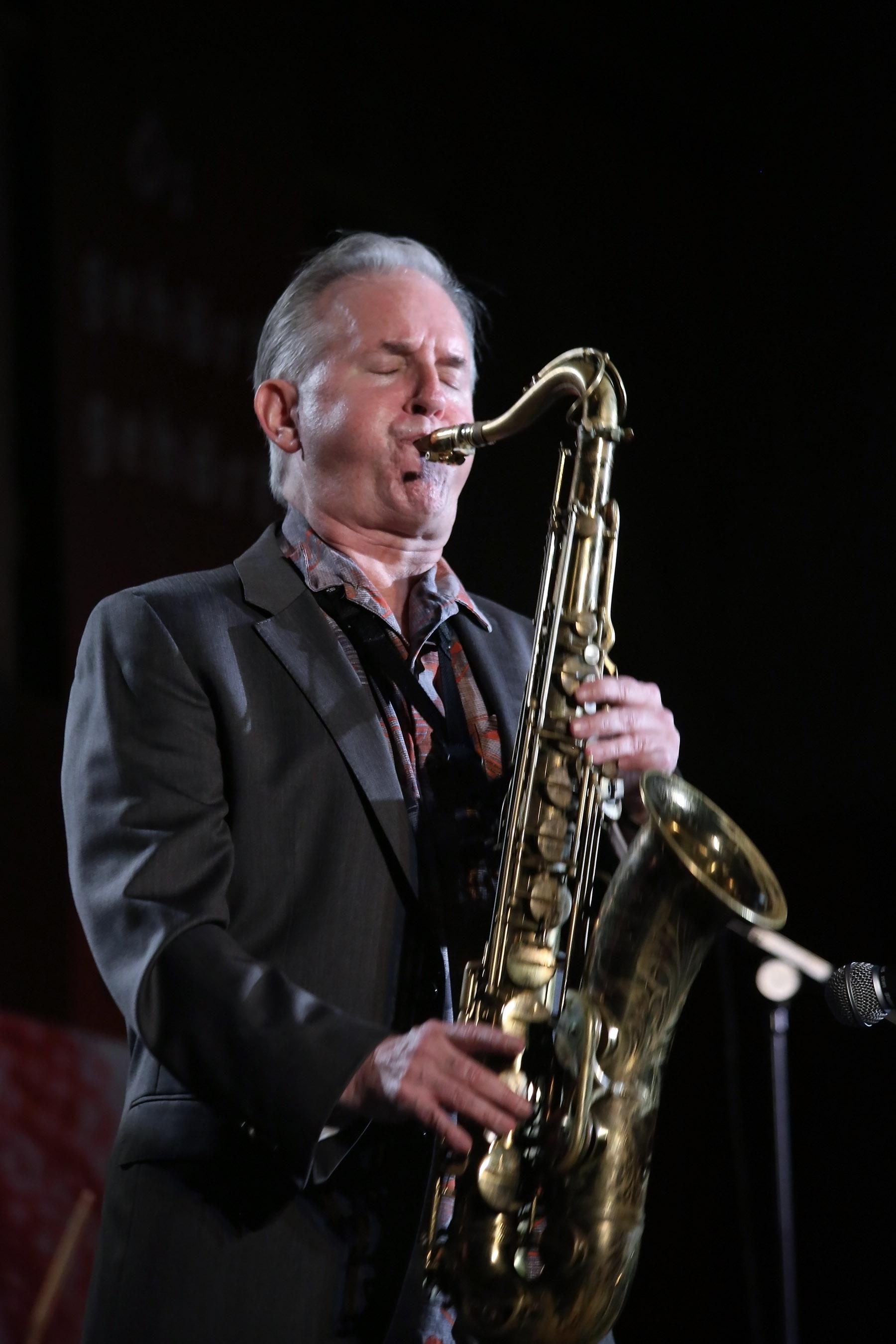 Scott Hamilton Jazz Tour Dates