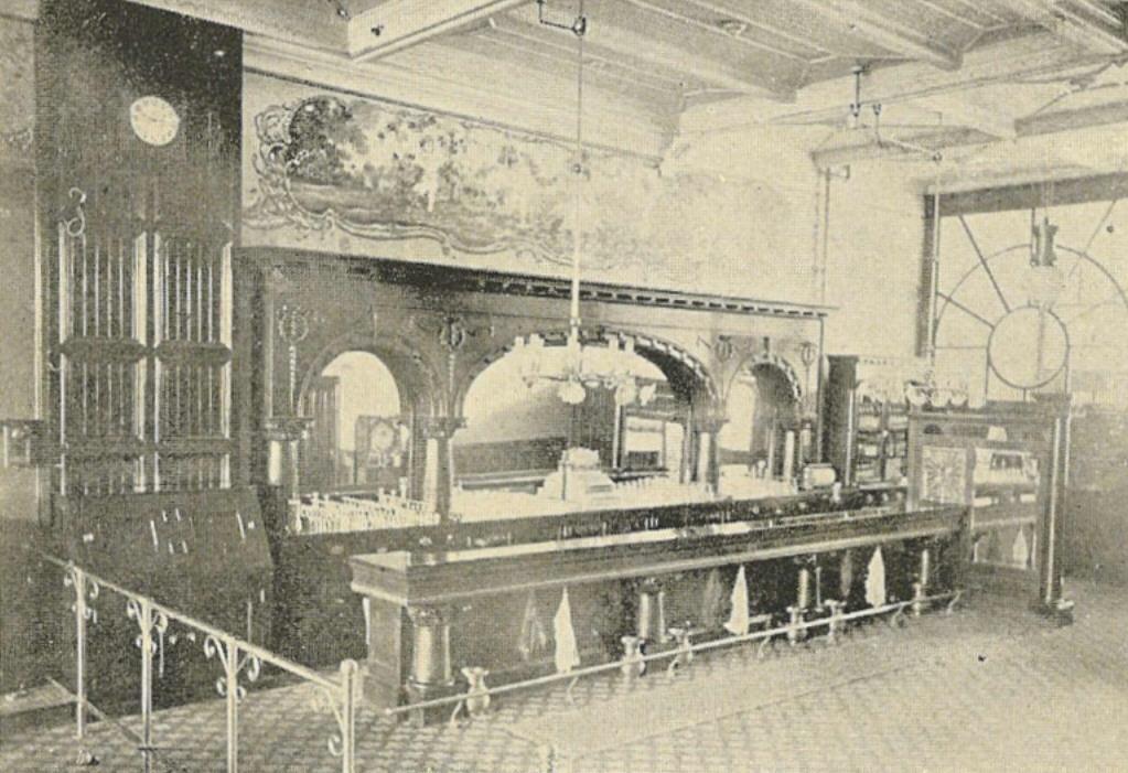 The Morrison Bar Oyster Room Sydney Nsw