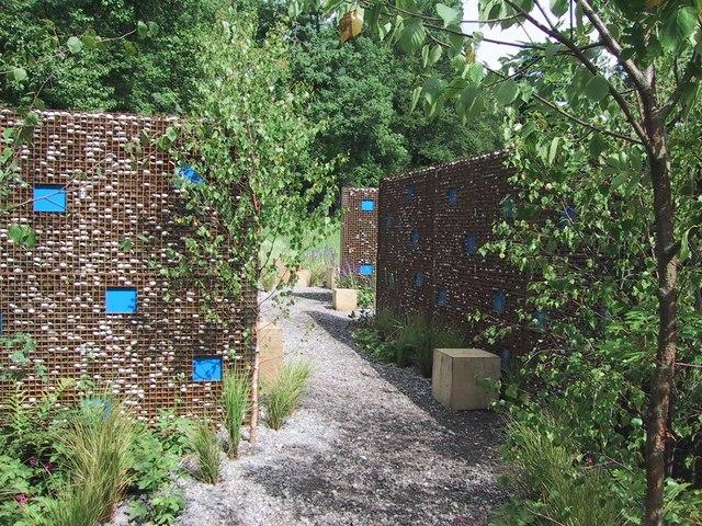 Show garden at Westonbirt Arboretum - geograph.org.uk - 977809