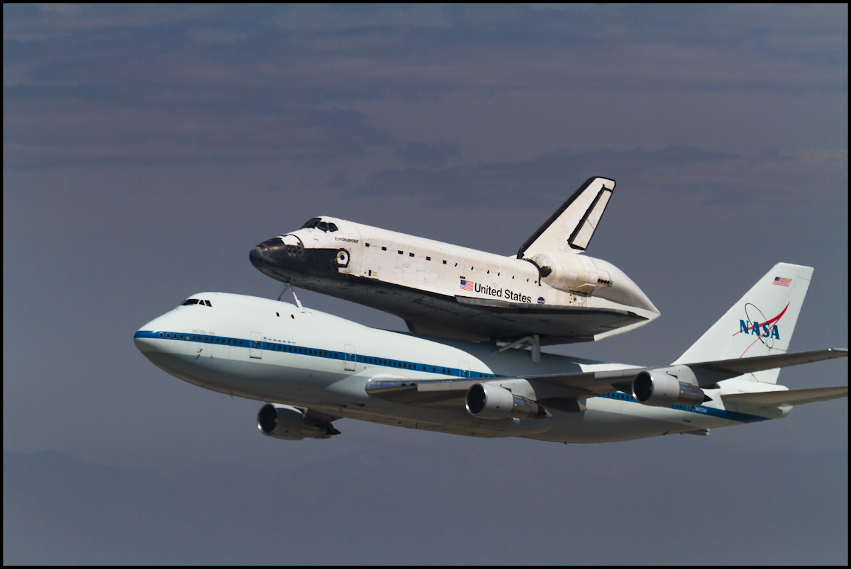 space shuttle endeavour in space - photo #16