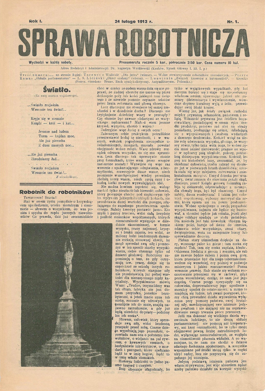 Filesprawa Robotnicza An Anarchist Weekly 1912jpg